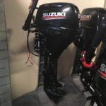 Suzuki DF 20 AEL nieuw